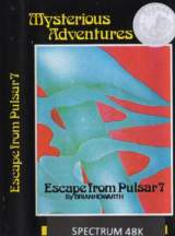 Goodies for Mysterious Adventure 4: Escape from Pulsar 7
