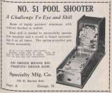 Goodies for Pool Shooter [Model 51]
