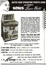 Goodies for 2-Way Bonus Super Bell