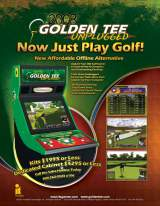 Goodies for Golden Tee 2008 Unplugged