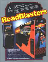 Goodies for Road Blasters [Upright model]