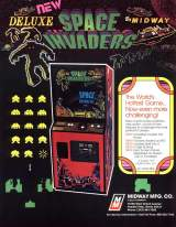Goodies for Space Invaders Deluxe [Model 852]