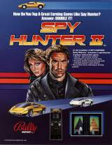 Goodies for Spy Hunter II [Model 0B75]