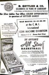 Goodies for All-Star Basketball [Model 61]