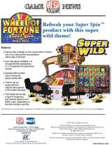 Goodies for Wheel of Fortune - Super Spin - Super Wild