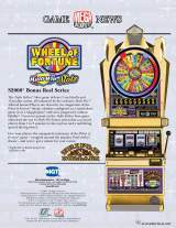 Goodies for Wheel of Fortune - Triple Dollars - Multi-Win