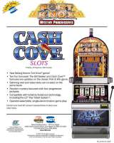 Goodies for Cash Cove [Fort Knox Mystery Progressives]