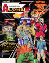Goodies for Street Fighter Alpha 3 [Blue Board]
