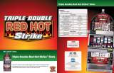 Goodies for Triple Double Red Hot Strike [5-Reel]