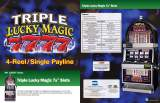 Goodies for Triple Lucky Magic 7