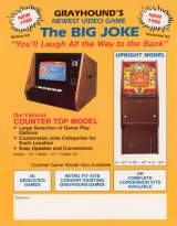 Goodies for The Big Joke [Upright model]