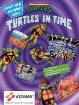 Goodies for Teenage Mutant Ninja Turtles - Turtles in Time [Model GX063]