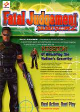 Goodies for Fatal Judgement - Silent Scope 2