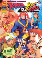 Goodies for X-Men vs. Street Fighter [Green Board]