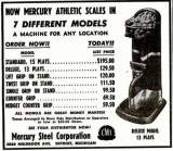 Goodies for Mercury Athletic Scale [Twist Grip model]