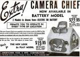 Goodies for Camera Chief [Electric model]