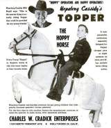 Goodies for Topper - The Hoppy Horse