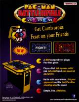 Goodies for Pac-Man Battle Royale