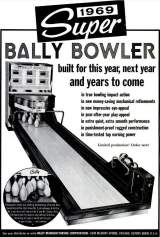 Goodies for Super Bally Bowler