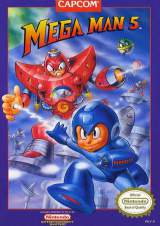 Goodies for Mega Man V [Model NES-MZ-USA]