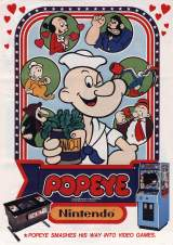 Goodies for Popeye [Model TPP2-UP-US]