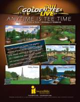 Goodies for Golden Tee Live 2011