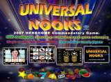 Goodies for Universal Nooks