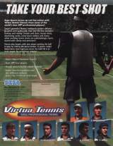 Goodies for Virtua Tennis - Sega Professional Tennis [Model 840-0015C]