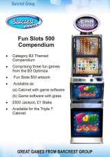 Goodies for Fun Slots 500