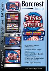 Goodies for Stars & Stripes - Hot Spins [Cat. C]