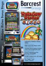 Goodies for Rainbow Riches - Bonus Bingo