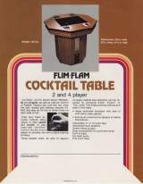 Goodies for Flim-Flam [Cocktail Table model]