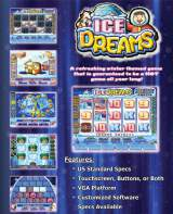 Goodies for Ice Dreams