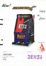 Goodies for Astor 1964 De Luxe