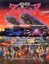 Goodies for Galaxian 3 - Attack of the Zolgear