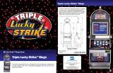 Goodies for Triple Lucky Strike [Reel Touch Bingo]