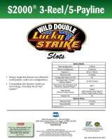 Goodies for Wild Double Lucky Strike [3-Reel, 5-Line]