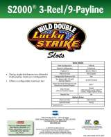 Goodies for Wild Double Lucky Strike [3-Reel, 9-Line]