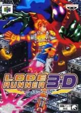 Goodies for Lode Runner 3-D [Model NUS-NLRJ-JPN]