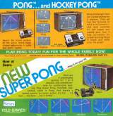 Goodies for Tele-Games Super Pong [Model 99736]
