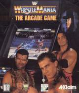 Goodies for WWF - Wrestlemania - The Arcade Game
