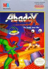 Goodies for Abadox - The Deadly Inner War [Model NES-A3-USA]