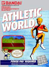 Goodies for Athletic World [Model NES-AW-USA]
