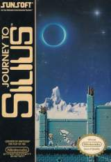 Goodies for Journey to Silius [Model NES-4S-USA]