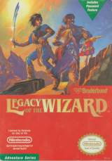 Goodies for Legacy of the Wizard [Model NES-LC-USA]