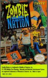 Goodies for Zombie Nation [Model NES-51-USA]