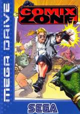 Goodies for Comix Zone [Model 1569-50]