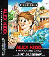 Goodies for Alex Kidd in the Enchanted Castle [Model 1005]