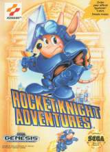 Goodies for Rocket Knight Adventures