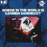 Goodies for Where in the World is Carmen Sandiego? [Model PVCD-0001]